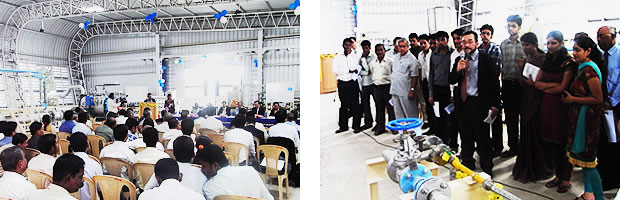 Capacity building project in India