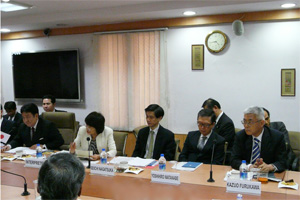 2dn Ministerial India-Japan Public Private Policy Dialogue