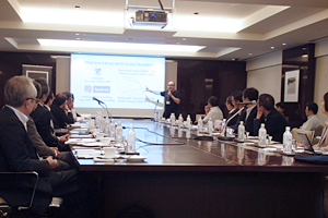 photo: Seminar for board members