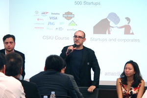 photo: 500 startups team