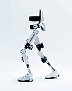 The world's first cyborg-type robot