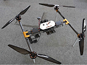 High-performance multirotor drone