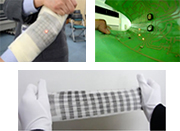 Advanced wearable and flexible sensors
