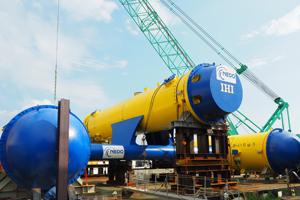 世界初、実海域において海流発電の100kW級実証試験を実施へ