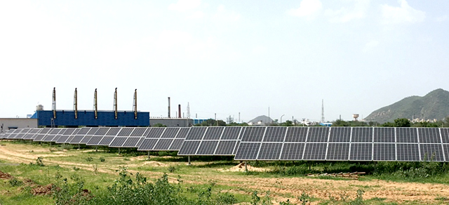 photo of  PV power generation