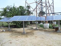 太陽電池(PV)の写真