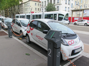 photo of  EV Car charging & Charging Management