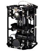 試験で使用した水中ロボットを表した図3