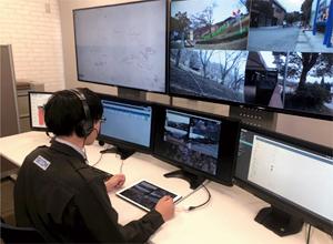 運航管理システムの写真