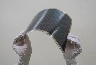 World's largest film-based perovskite photovoltaic module