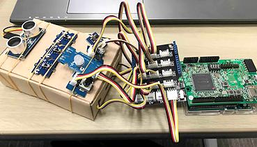 ソフト・ハード協調システムの一例の写真