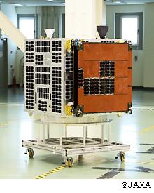 小型実証衛星1号機
